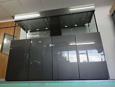 "Marine Aquarium Reef Fish Tank 72""x24""x24"" HIGH GLOSS Cabinet Any Size Available"