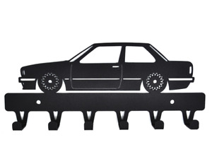 BMW e30 WALL KEY RACK Souvenir Car lover Coupe HOOK birthday gift for husband