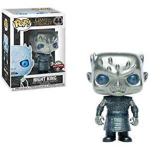 Funko Pop! Game Of Thrones: Metallic Night King #44