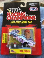 GARY DENSHAM NEC FUNNY CAR RC 1/64 SCALE 1996 RARE FREE SHIPPING