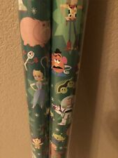 Disney Toy Story Wrapping Paper 1 Roll 70 Sq Ft