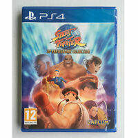 Street Fighter 30th Anniversary Collection (PS4) New and Sealed