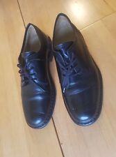 d4d2003f4fe609 Sioux Herren Schuhe business Schnürrschuhe schwarz Größe 8   42
