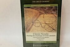 The Great Courses Classic Novels: Meeting the Challenge of Great Literature (Cou