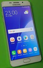 Samsung  Galaxy A5 SM-A510F - 16GB - Weiß mit Risse (Ohne Simlock) Smartphone