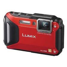 Panasonic LUMIX Red Digital Cameras