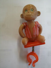 vintage bicycle handlebar bobber  carnival prize from the 70's