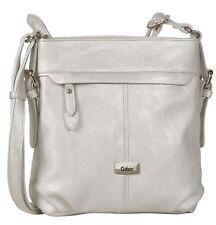 Gabor Cross Body Bag Lisa Crossbag Silver