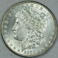 1878 7TF Rev. of '78 Morgan Silver Dollar Mint State Uncirculated UNC MS