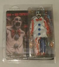 """NECA House of 1000 Corpses / Devils Rejects CAPTAIN SPAULDING 8"""" clothed figure"""