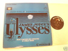 James Joyce Ulysses Stanley Myers RCA Victor 1138