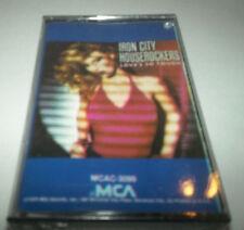 Iron City Houserockers- Love's So Tough- new/sealed cassette tape