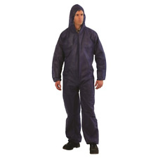 Disposable SMS Coverall BLUE