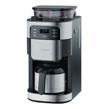 Severin KA4812 Kaffeemaschine Filterkaffee Thermo Kaffeeautomat mit Mahlwerk