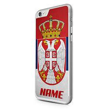 La serbie srbija Désir nom iPhone 6 Housse Cover Case serbia