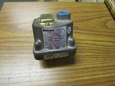 Barksdale D1H-A80SS Pressure or Vacuum Actuated Switch 0.5-80PSI