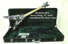 BC Rich KKV KERRY KING V style body ELECTRIC GUITAR with HARDSHELL CASE NOS SALE