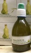 0.250 ml Olive oil homemade organic Made In North Israeli KIBUTZ (#O0102)