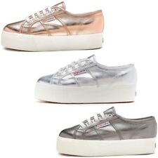 Superga Cotton Trainers for Women