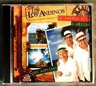 TRIO LOS ANDINOS - DE PUERTO RICO A MEXICO / CON MARIACHI - CD