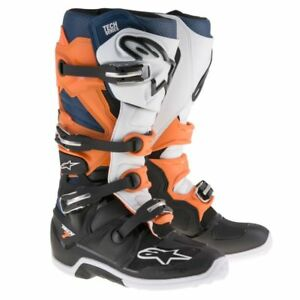 Alpinestars Tech 7 Motocross Dirtbike Offroad Boot - Pick Size and Color