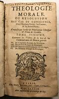 *1683* THEOLOGIE TRAITEZ LOY DIEU DECALOGUE LIVRE ANCIEN RELIGION DROIT old BOOK