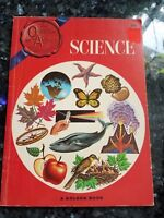 SCIENCE QUESTION & ANSWER ADVENTURES A GOLDEN BOOK ROSE WYLER 1965 VINTAGE