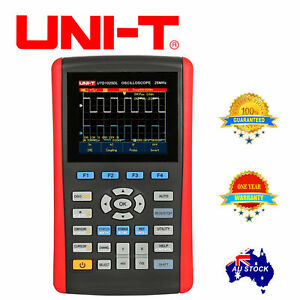 UTD1025DL Handheld Digital Storage Oscilloscopes 25MHz 2 Channels 250MS/s OZ