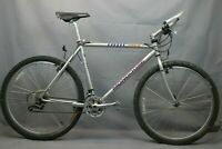 "1998 Mongoose Zero G IBOC MTB Bike 21"" XLarge Hardtail Rigid Tange Steel Charity"