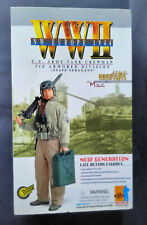 "1/6 Dragon WW2 U.S. Army Tank Crewman 3rd Armored Division Sergeant ""Mac"" figure"