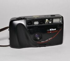 Nikon One Touch 100 35mm Af Point & Shoot Film Camera w. 35mm Lens - Film Tested