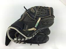 "Mizuno Professional Model GPM 1302 13"" RHT Leather Baseball Glove Mitt"