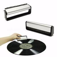🔥Vinyl Antistatic Carbon Fiber Record Dust Cleaner Brush Clean Turntable