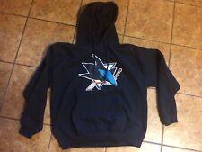 San Jose Sharks Adult Large pullover hoodie