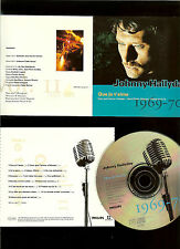 """JOHNNY HALLYDAY-La guitare N°11-""""Que je t'aime""""+VIE [Or.1969/70]Sortie CD 1993"""