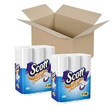 Scott Tube-Free Toilet Paper, 48 Count New