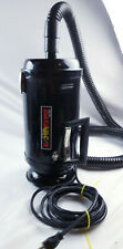 Metro Mdv-2Ba DataVac Pro 2 Handheld Canister Vacuum Tested Working Attachments