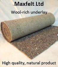 -16mm Wool MIx Super Luxury Underlay