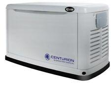 Generac 10 kW Centurion Air-Cooled Standby Generator Set w/ Transfer Switch