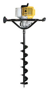 Texas Electric Earth Auger With 150mm Auger
