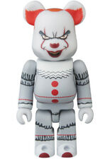 Medicom Bearbrick S36 Horror 36 be@rbrick 100% The IT Bear Joker