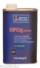 Trasparente Sherwin Williams HPC15 rapido per verniciatura carrozzeria auto 4 lt