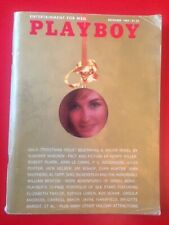 PLAYBOY MAGAZINE - DECEMBER 1965