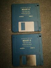 Shadow of the Beast II for Amiga (Disk Only)