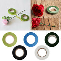 27m 5 Colors Parafilm Wedding Waterproof Craft Florist Stem Wrap Floral Tape