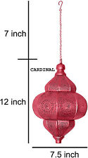 Indian Oriental Moroccan Metal Ceiling Light Pendant Hanging Lamp Shade lighting
