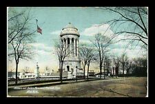 US POSTCARD SOLDIERS AND SAILORS MONUMENT ON RIVERSIDE DRIVE IN NEW YORK