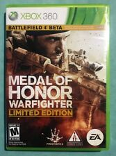 EA DICE Medal of Honor: Warfighter Microsoft Xbox 360 2012 Limited Edition