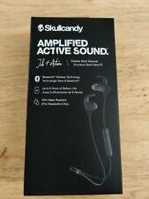 Skullcandy (S2JSW-M003) - Jib + Active Wireless In-Ear Headphones - Black - New