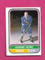 RARE 1975-76 OPC WHA # 100 AEROS GORDIE HOWE GOOD  CARD (INV# D2158)